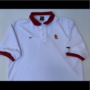 Nike Dri fit USC Polo Shirt